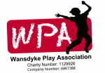 Wansdyke Play Asociation logo