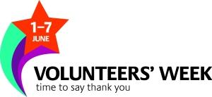 Logo - Volunteer's Week
